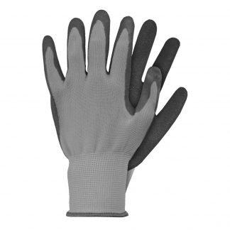 Handschoenen voor in de moestuinbak